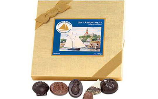 Chocolate Gift Box from Harbor Sweets