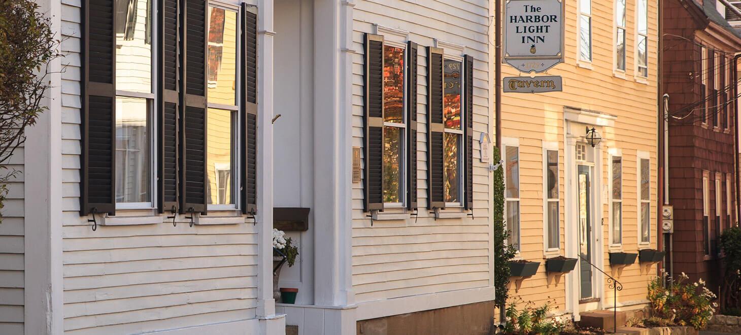 Harbor Light Inn exterior