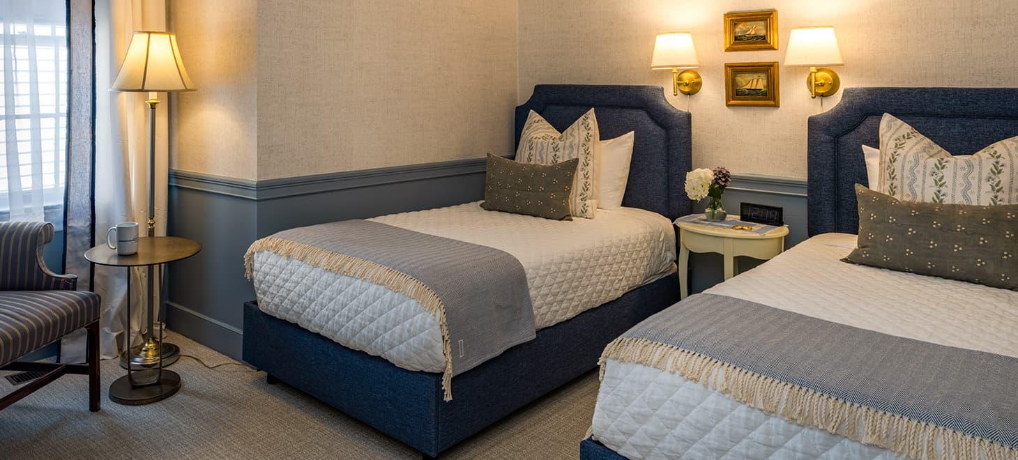 Marblehead Hotel - Room 2 bed