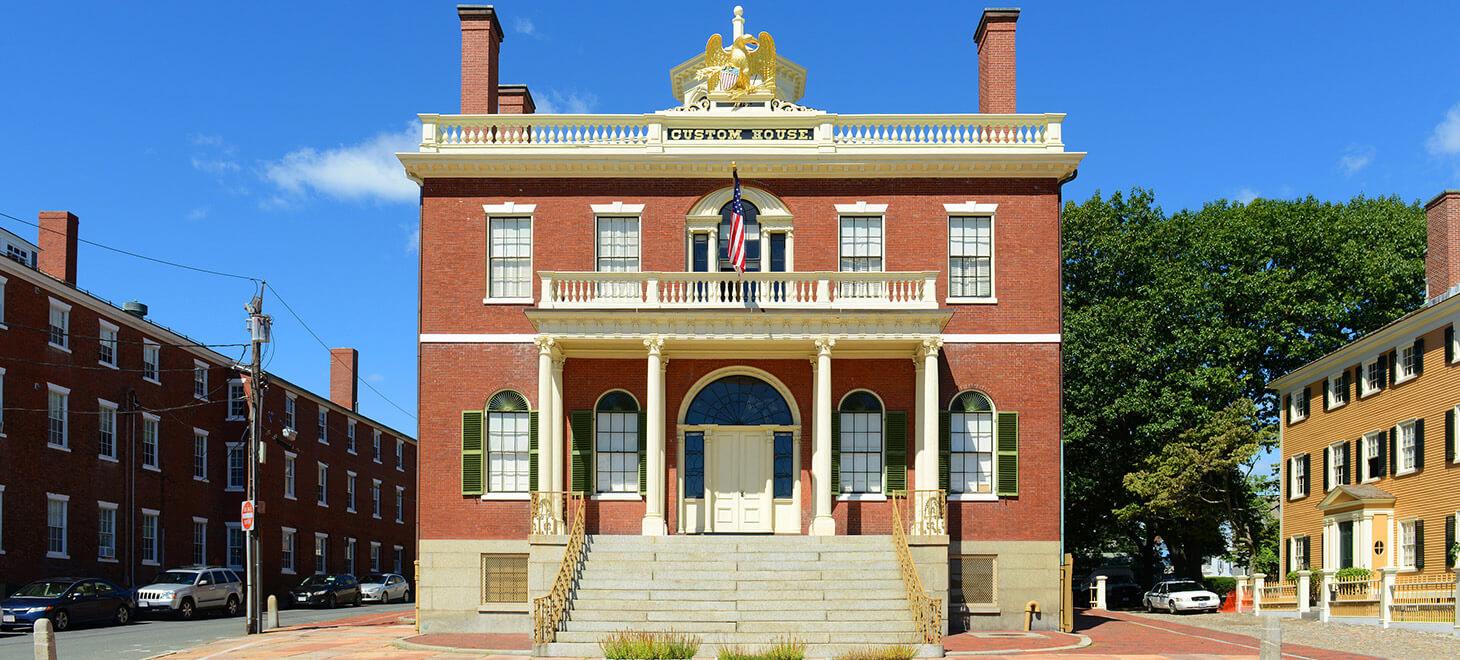 Salem, Massachusetts Custom House